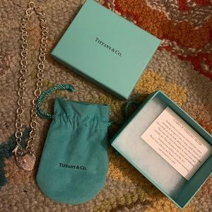 Authentic Tiffany and Co.